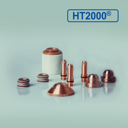 HT2000 Plasma Torch Consumable parts