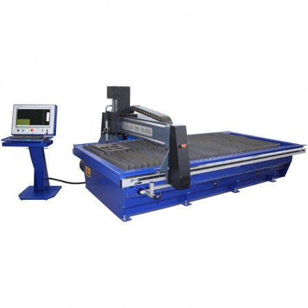 ALFATEC CNC 2x4M PROFI - Cutting machine